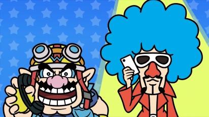 WarioWare Gold - Launch Trailer Nintendo 3DS