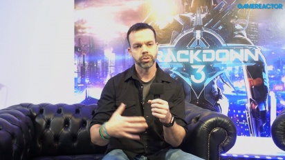Crackdown 3 - intervju med Dave Johnson