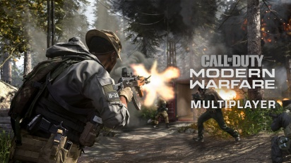 Call of Duty: Modern Warfare - Multiplayer (Sponset #2)