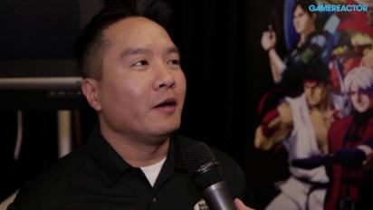 Project X Zone-intervju