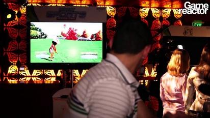E3 11: Kinect Sports Season 2: Golf-presentasjon