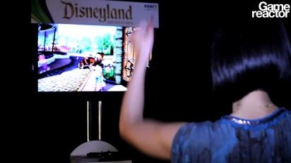 E3 11: Kinect Disneyland Adventures-presentasjon