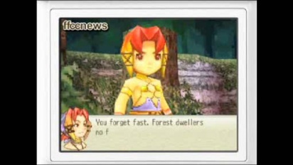 Final Fantasy Crystal Chronicles: Ring of Fates - Meeting in the Forest