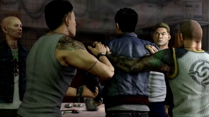 Sleeping Dogs Definitive Edition - Next gen - Trailer