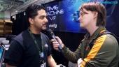 Time Machine-intervju