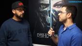 Dishonored 2 -Sébastien Mitton-intervju