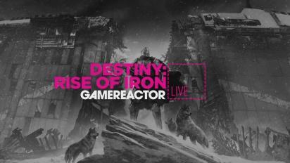 GRTV Live: Destiny: Rise of Iron