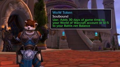 World of Warcraft - WoW Token Overview