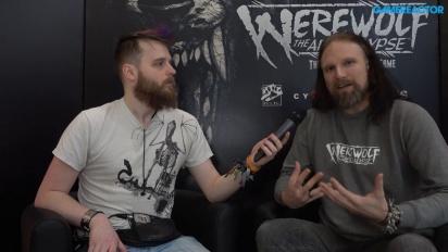 Utvikleren om Werewolf: The Apocalypse