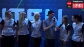Kvinnelaget til Maestro eSports snakker CS:GO