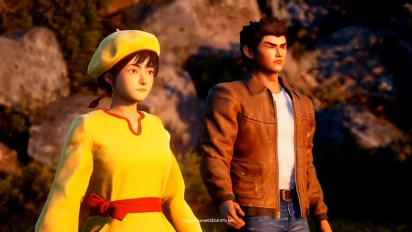 Shenmue 3 - The 1st Teaser