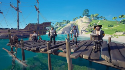 Sea of Thieves - Progression Walkthrough