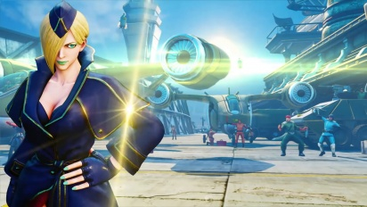 Street Fighter V: Arcade Edition - Falke Gameplay Trailer