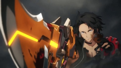 God Eater 3 - Ufotable Animation Trailer