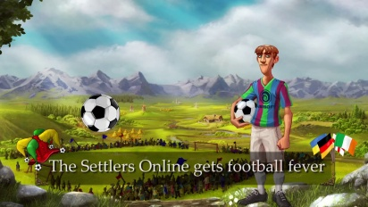 The Settlers Online - Football Event Trailer