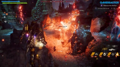 Anthem - Silence the Relics-Gameplay