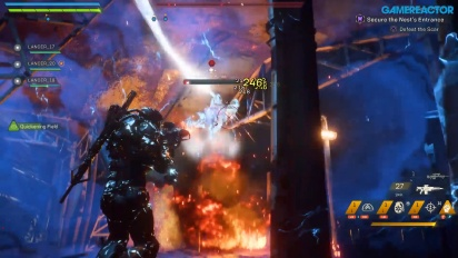 Anthem - Secure the Nest-Gameplay Del 2