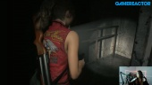 Resident Evil 2 Late Game - Livestream Replay