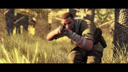 Sniper Elite 3 - Tobruk Trailer