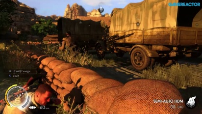 Gameplay: Sniper Elite 3 Ultimate Edition