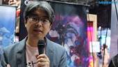 Nights of Azure 2: Bride of the New Mood - Keisuke Kikuchi-intervju