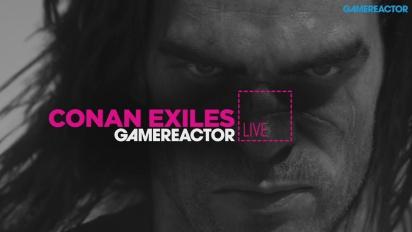 Masse gameplay fra Conan: Exiles