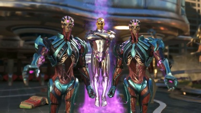 Injustice 2 - Introducing Brainiac
