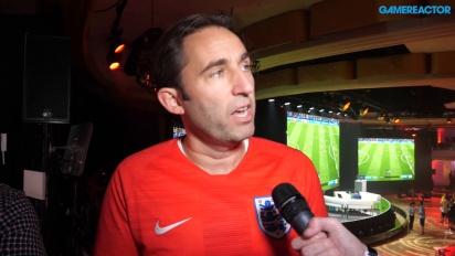 FIFA 19 - Matthew Prior and Sam Rivera Interview