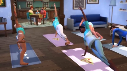 The Sims 4 Spa Day Refresh: Official Trailer