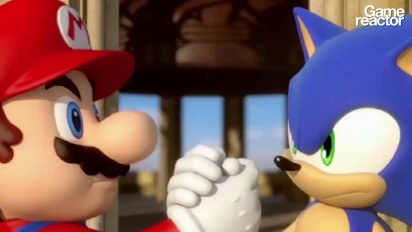 E3 11: Mario & Sonic at the London 2012 Olympic Games