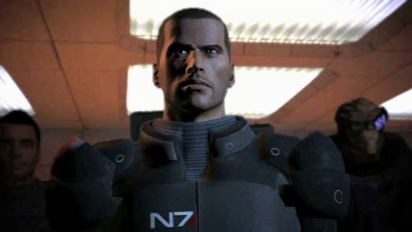 Mass Effect - Bring Down the Sky teaser