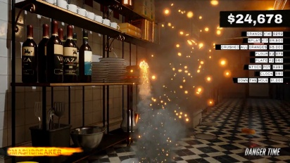 Dangerous Golf - First Trailer