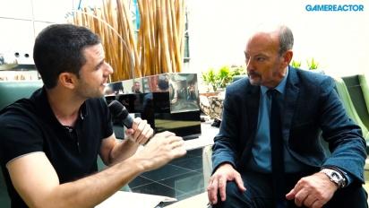 EA Competitive Gaming - Peter Moore-intervju