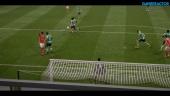 Gameplay - FIFA 17 - Sporting vs. Benfica