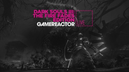 To timer med Dark Souls III: The Fire Fades Edition