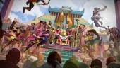 RuneScape - The Golden City of Menaphos Expansion Trailer