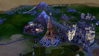 Civilization VI - Nintendo Switch Launch Trailer