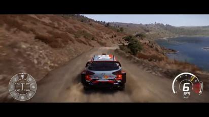 WRC 8 - Replicating Reality: Level Design Dev Diary