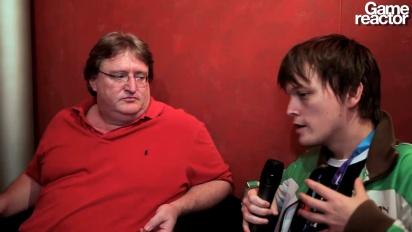 GC 11: Gabe Newell om Dota 2