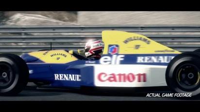 F1 2013 - Estoril Classic Hotlap