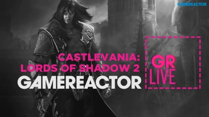 GRGV Live: Castlevania: Lords of Shadow 2