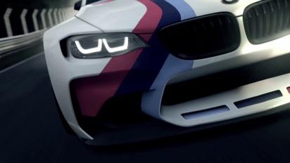 Gran Turismo 6 - BMW Vision Gran Turismo - The Car Trailer
