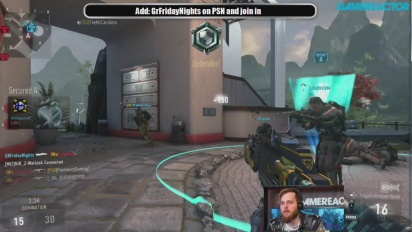 GRTV Live: GR Friday Nights - CoD: Advanced Warfare 8/5-15
