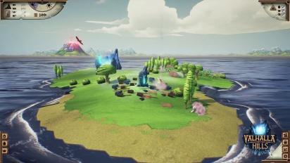Valhalla Hills - Gameplay Teaser