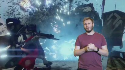 Destiny: Rise of Iron - Alt om konkurransen