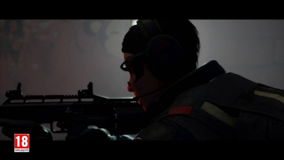 Rainbow Six: Siege - Operation Blood Orchid Ying Teaser