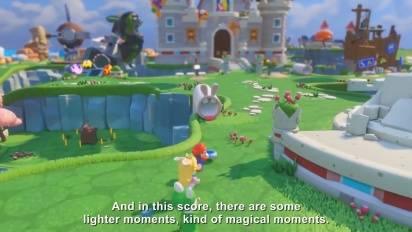 Mario + Rabbids Kingdom Battle - Behind The Music