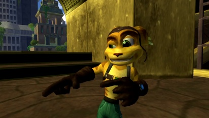 Ratchet & Clank HD Collection - Trilogy Trailer