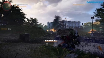 The Division 2 - Dawn's Early Light-gameplay