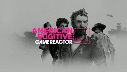American Fugitive - Livestream Replay